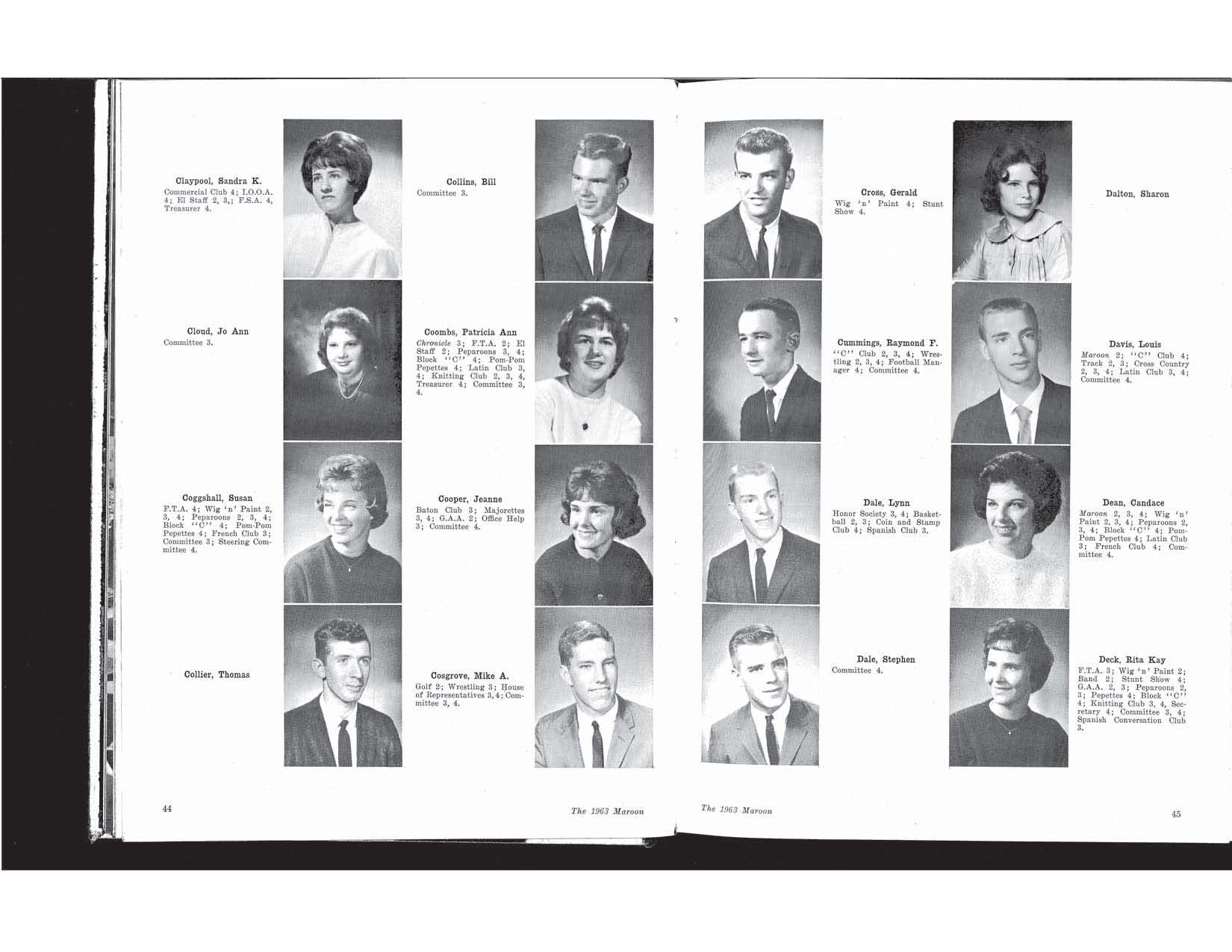 Free High School Yearbooks Archives