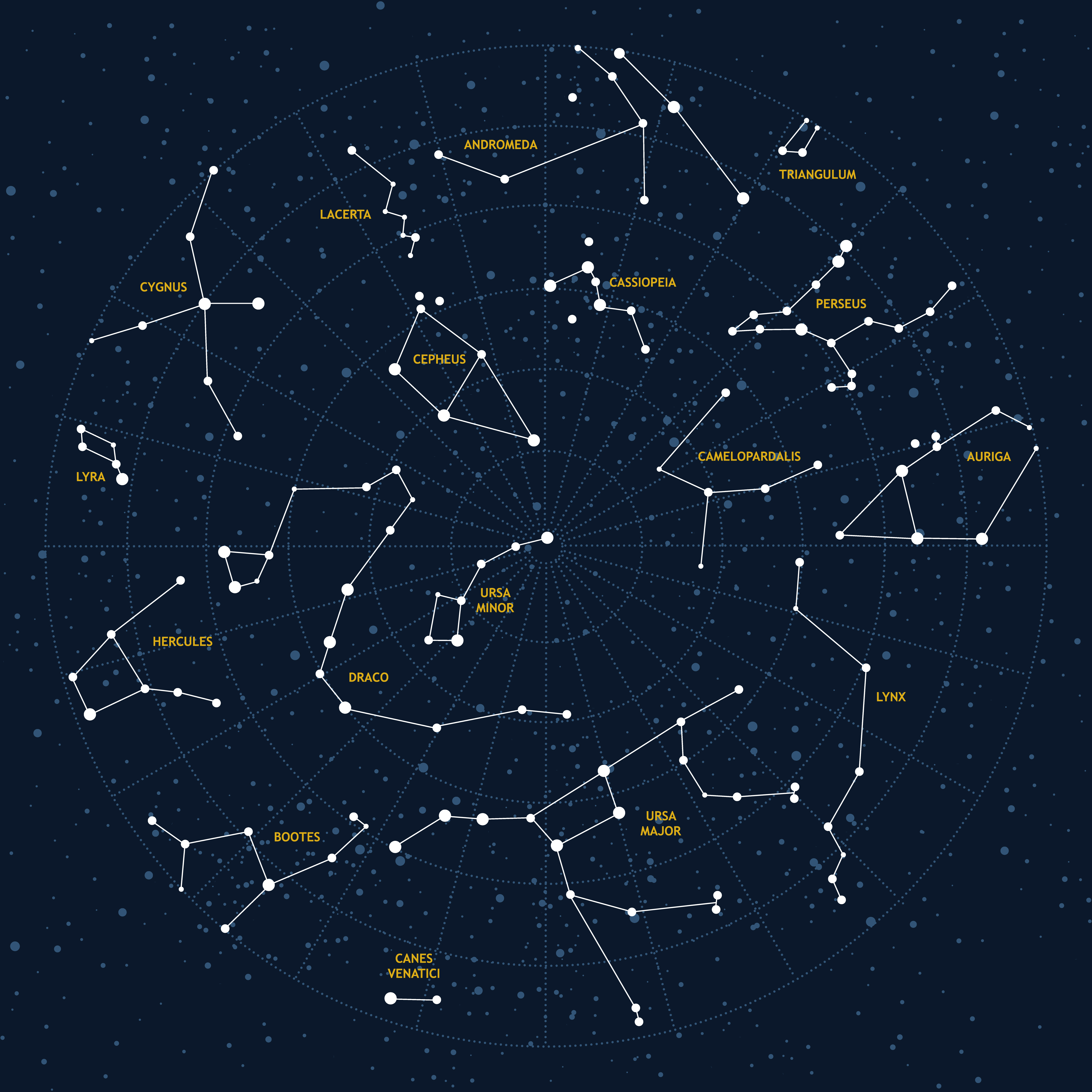 What Are Constellations From Star Maps To The Zodiac