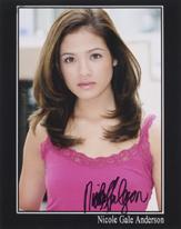 Nicole Anderson of JONAS SHOW- Barbizon Graduate