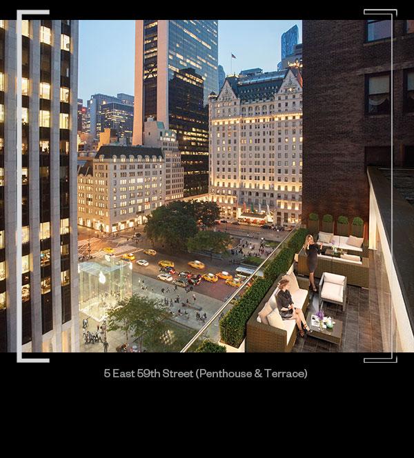 5 East 59th Street (Penthouse & Terrace)