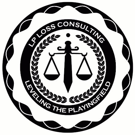 Dallas construction lawyer level the playing field logo