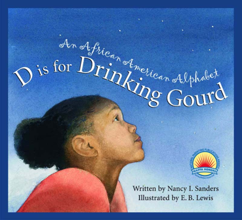 Image result for d is for drinking gourd