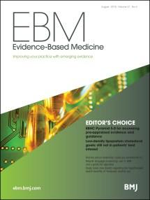 Evidence Pyramid Evidence-based Medicine