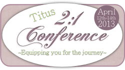 Titus 2:1 Conference