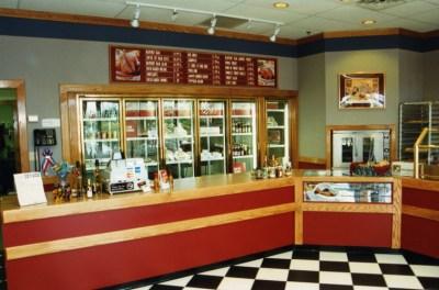 Heavenly Ham Main Counter