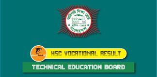 HSC Vocational Result 2020