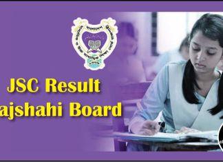 JSC Result 2018 Rajshahi Board