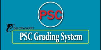 PSC Grading System