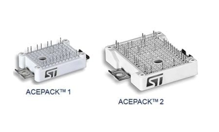Rutronik adds adaptable and compact power modules from ST