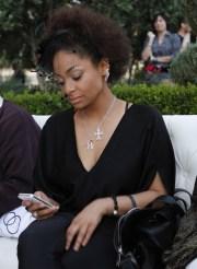 natural hair celebrities raven