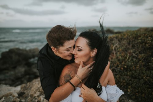 Jax+Vix | Zoe Theiadore Photography | Cape Peron Photos | Point Peron Photography | Perth Wedding Photographer | Lesbian Couples Photography