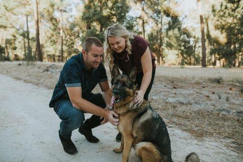 Perth Wedding Photographer | Pines Forrest Engagment | Ebony Blush Photography | Corry + Reece | Pre Wedding146