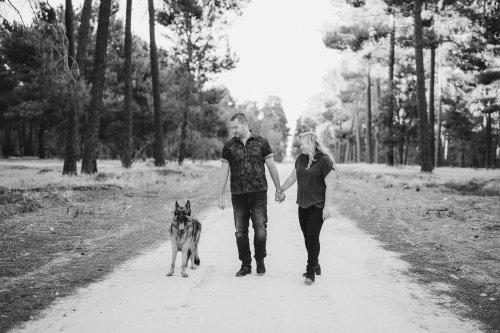 Perth Wedding Photographer | Pines Forrest Engagment | Ebony Blush Photography | Corry + Reece | Pre Wedding99