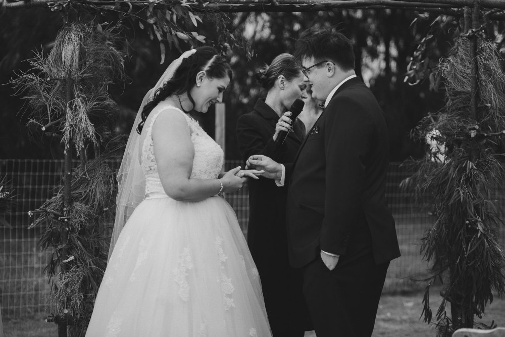 Perth Wedding Photographer | Wedding Photographers Perth | Bells Rapids Wedding | Zoe Theaidore Photography | Ebony Blush Photography | M+K1409