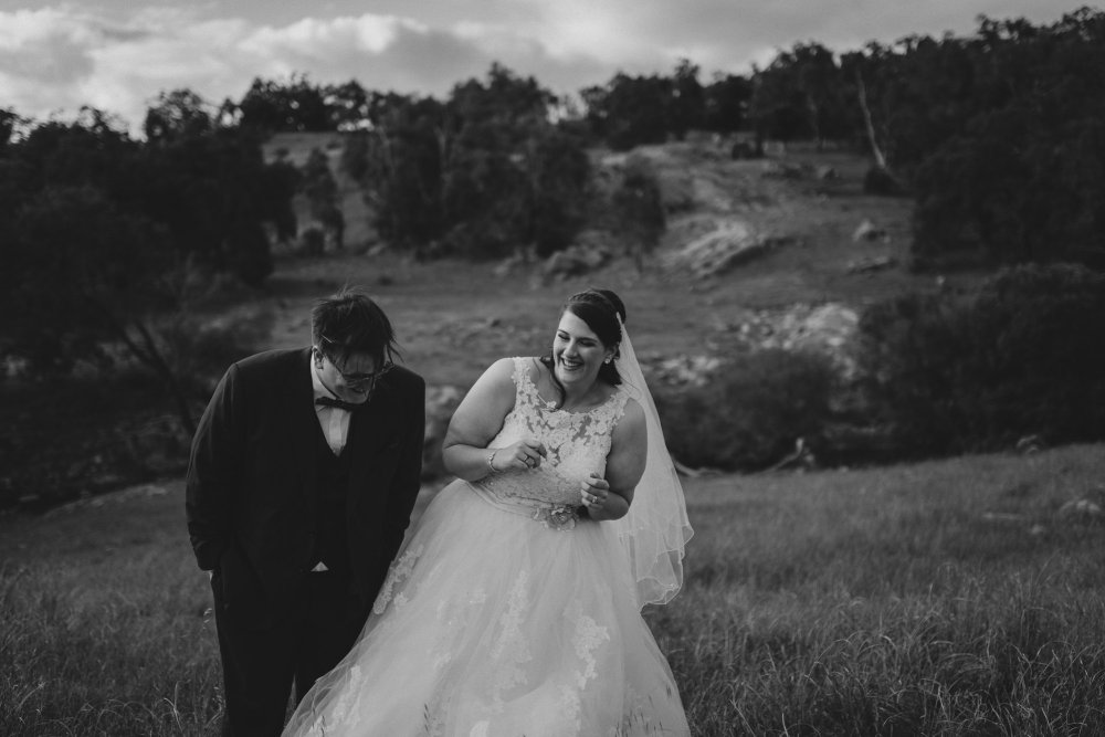 Perth Wedding Photographer | Wedding Photographers Perth | Bells Rapids Wedding | Zoe Theaidore Photography | Ebony Blush Photography | M+K285