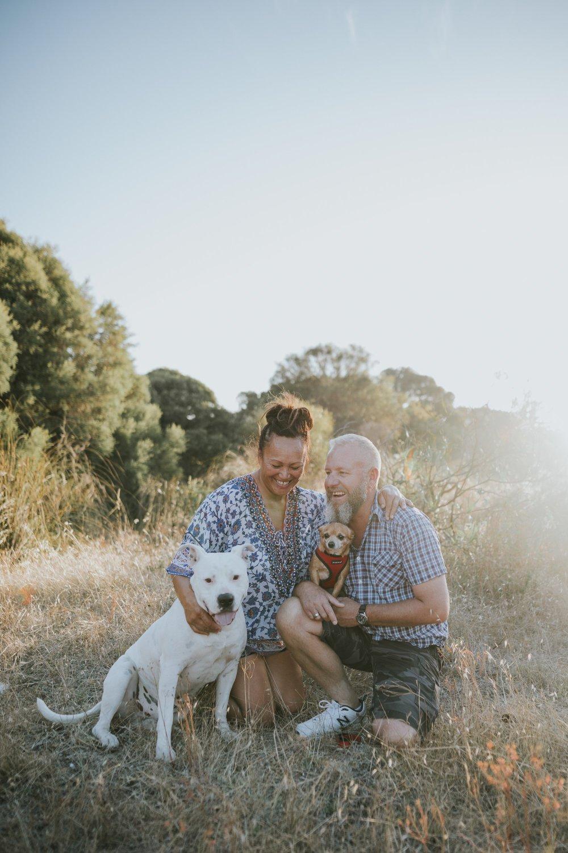 Salt lakes engagment photos | Salt lakes wedding photos | Perth wedding photographer | Donna + David | Zoe Theiadore5