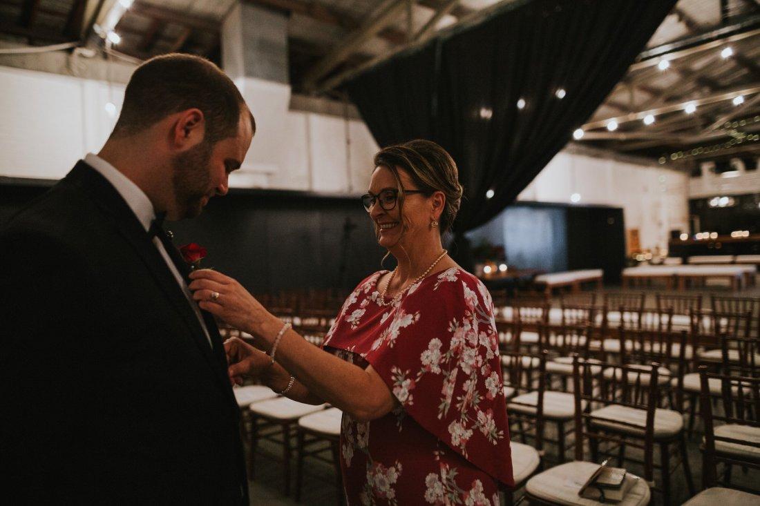 Old Pickle Factory Wedding | Perth Wedding Photographer | Night Wedding Perth | Ebony Blush Photography | Zoe Theiadore | C+T13