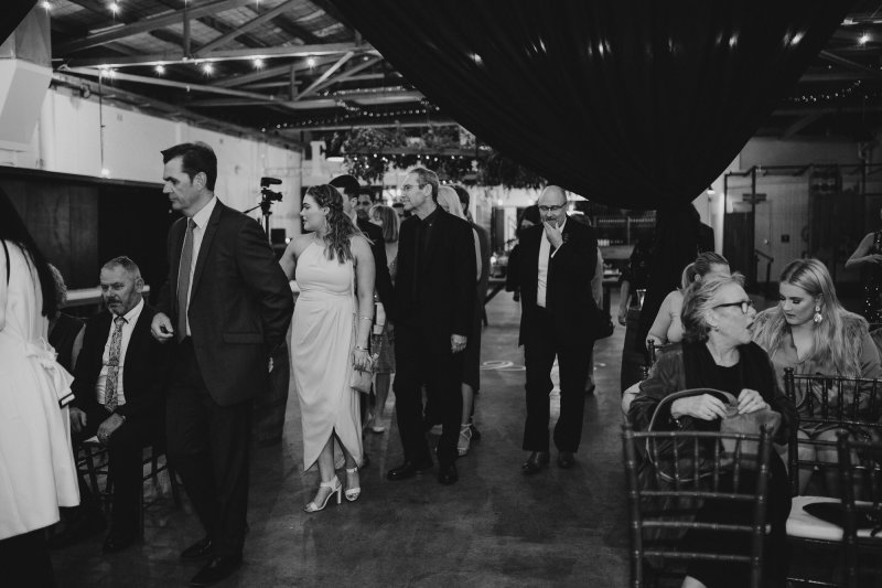 Old Pickle Factory Wedding | Perth Wedding Photographer | Night Wedding Perth | Ebony Blush Photography | Zoe Theiadore | C+T24