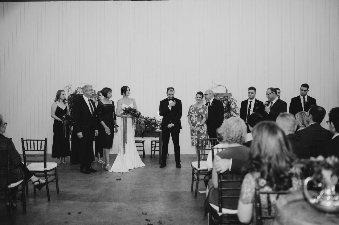 Old Pickle Factory Wedding | Perth Wedding Photographer | Night Wedding Perth | Ebony Blush Photography | Zoe Theiadore | C+T35