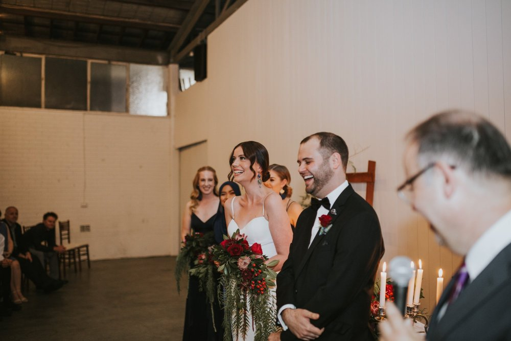 Old Pickle Factory Wedding | Perth Wedding Photographer | Night Wedding Perth | Ebony Blush Photography | Zoe Theiadore | C+T40