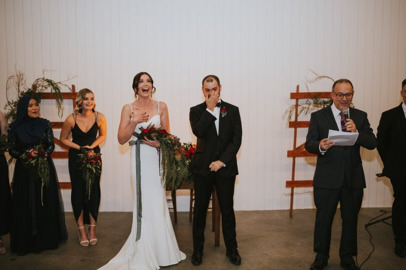 Old Pickle Factory Wedding | Perth Wedding Photographer | Night Wedding Perth | Ebony Blush Photography | Zoe Theiadore | C+T41