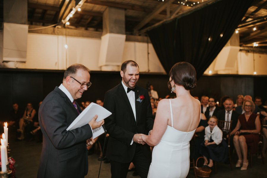 Old Pickle Factory Wedding | Perth Wedding Photographer | Night Wedding Perth | Ebony Blush Photography | Zoe Theiadore | C+T53