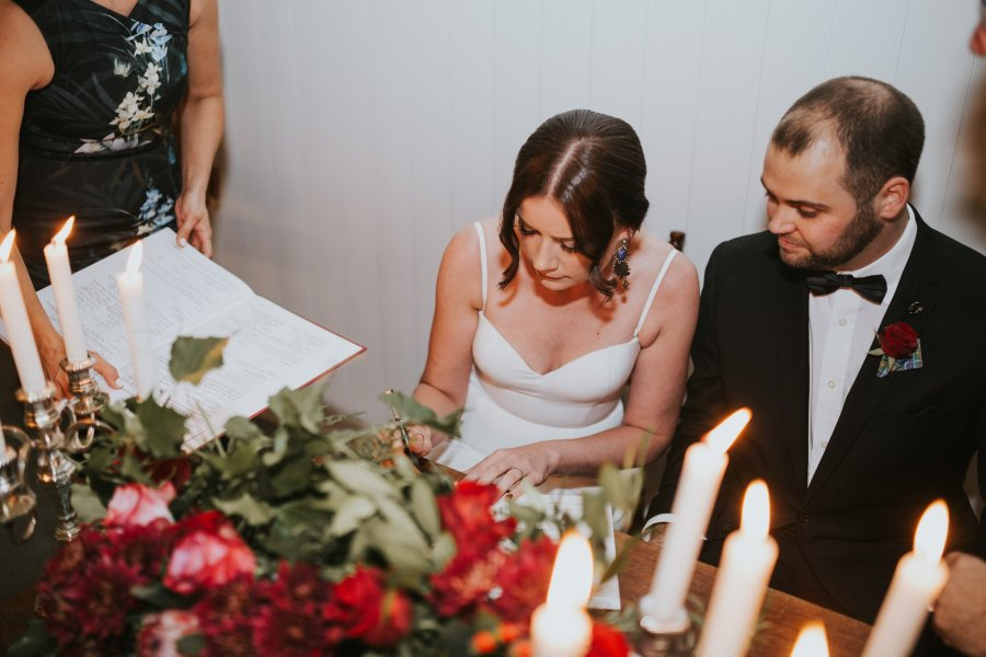 Old Pickle Factory Wedding | Perth Wedding Photographer | Night Wedding Perth | Ebony Blush Photography | Zoe Theiadore | C+T61