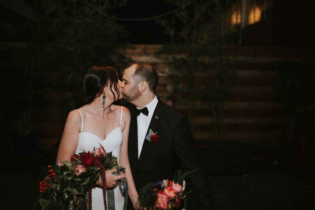 Old Pickle Factory Wedding | Perth Wedding Photographer | Night Wedding Perth | Ebony Blush Photography | Zoe Theiadore | C+T85