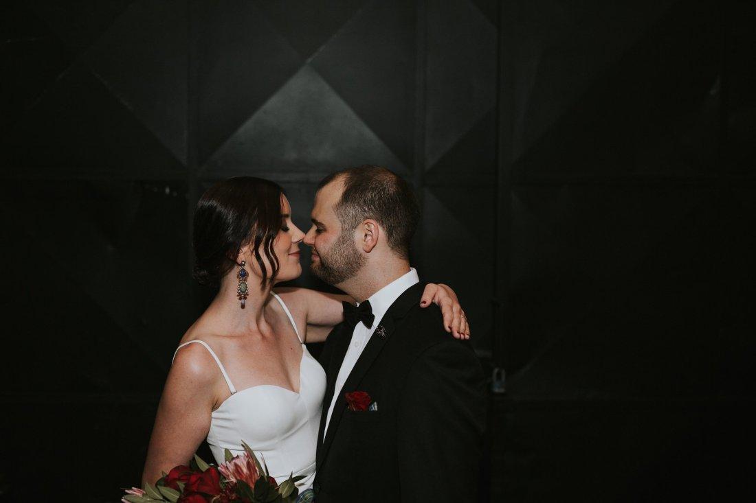 Old Pickle Factory Wedding | Perth Wedding Photographer | Night Wedding Perth | Ebony Blush Photography | Zoe Theiadore | C+T88