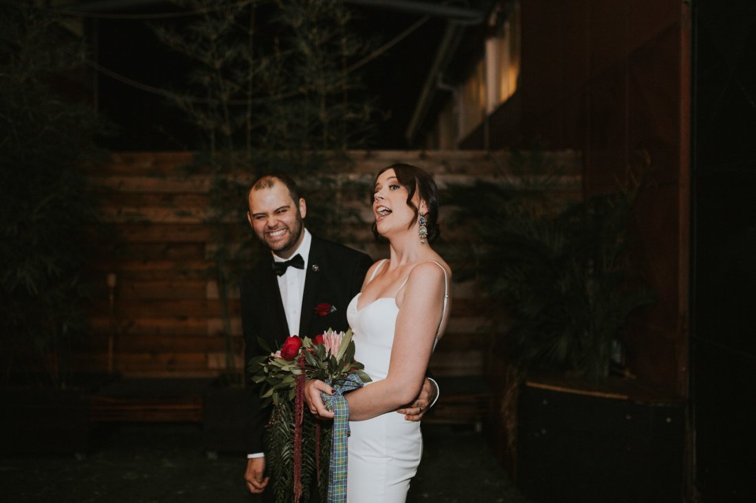Old Pickle Factory Wedding | Perth Wedding Photographer | Night Wedding Perth | Ebony Blush Photography | Zoe Theiadore | C+T91