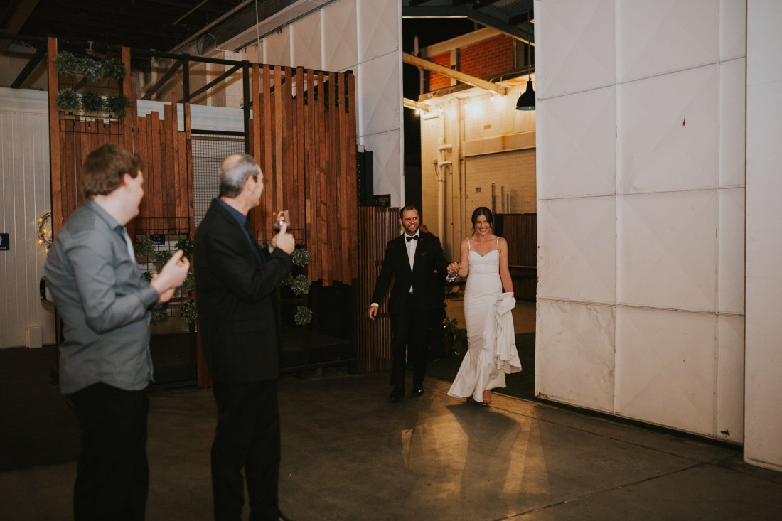 Old Pickle Factory Wedding | Perth Wedding Photographer | Night Wedding Perth | Ebony Blush Photography | Zoe Theiadore | C+T97