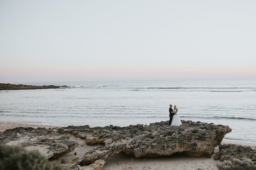 Ebony Blush Photography | Perth Wedding Photographer | Kate + Gareth | Yallingup Wedding Photos76