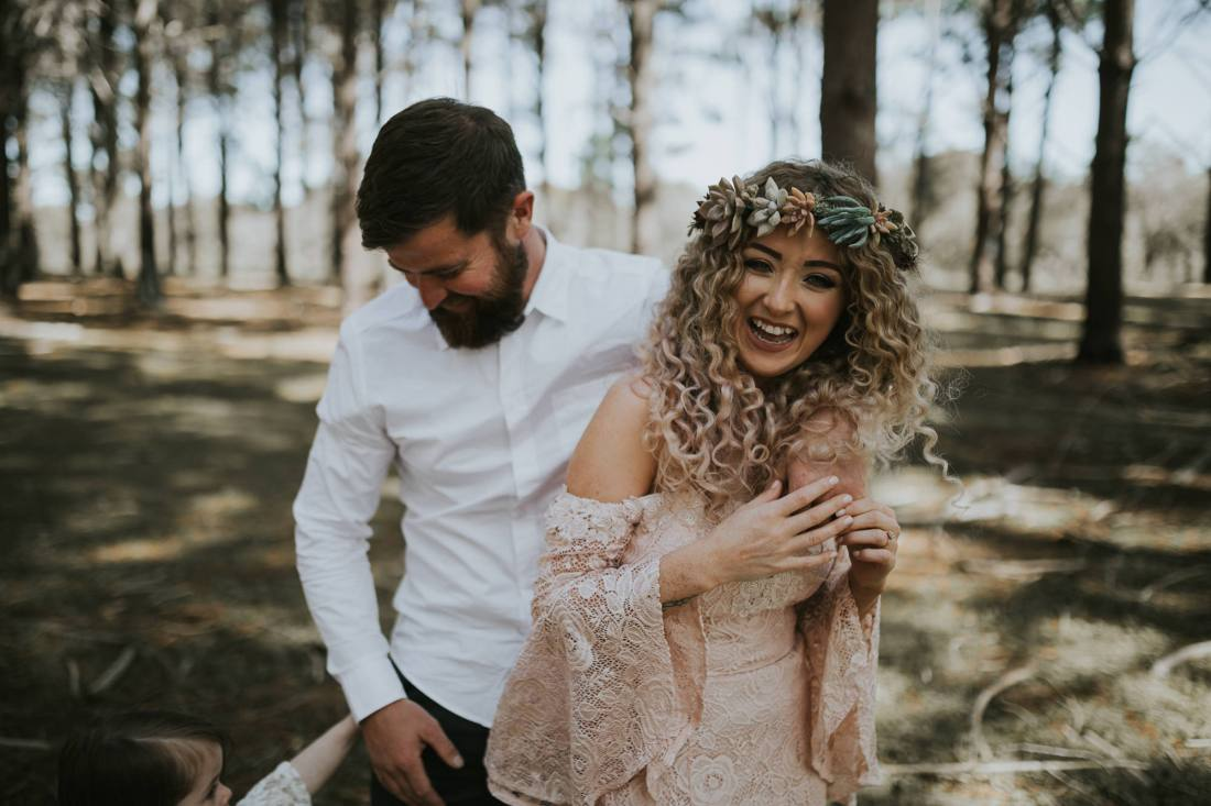Sinéad + Shane | Pines Forrest Elopement | Ebony Blush Photography | Perth Wedding Photographer33