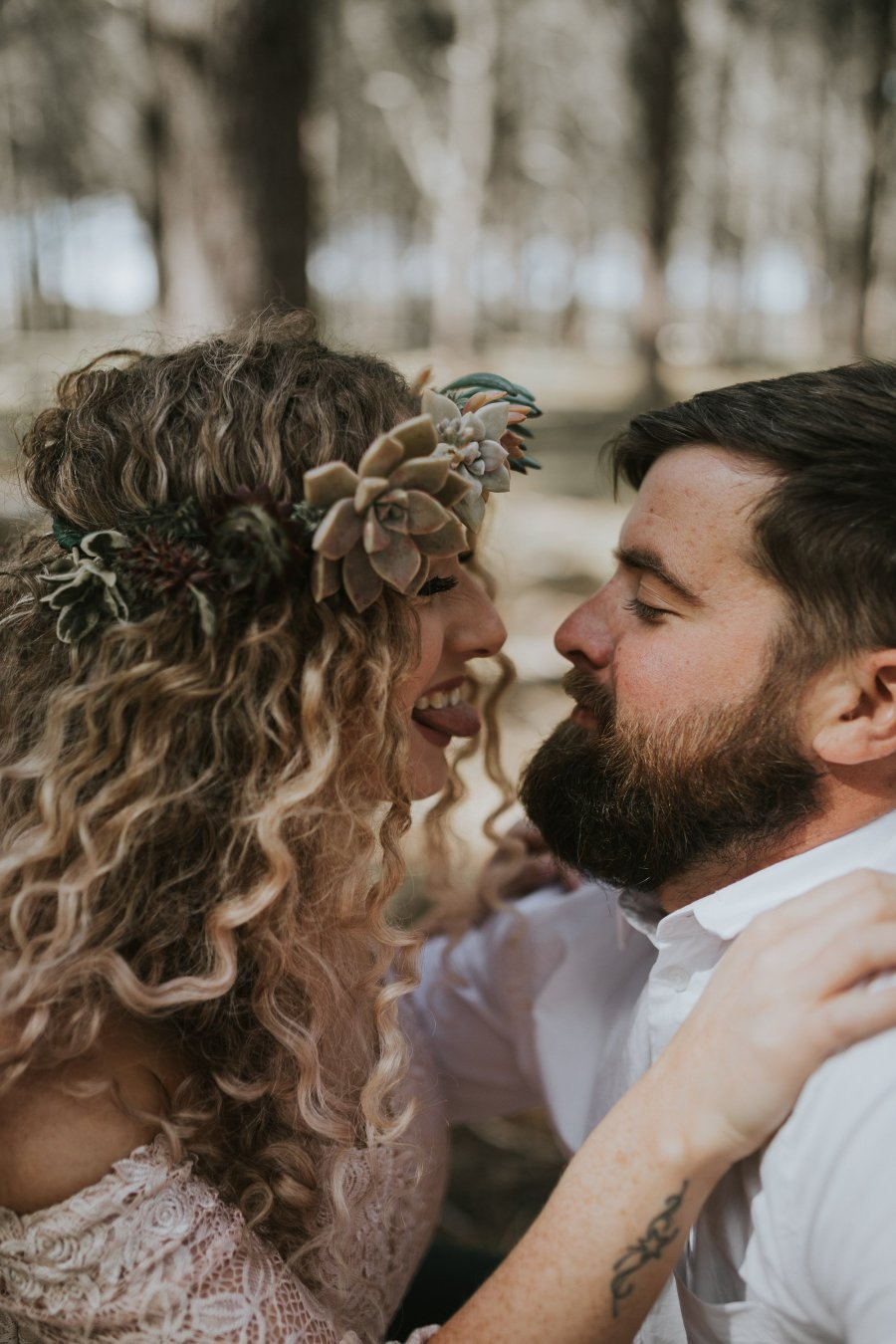 Sinéad + Shane | Pines Forrest Elopement | Ebony Blush Photography | Perth Wedding Photographer46