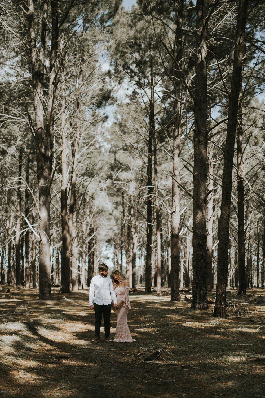 Sinéad + Shane | Pines Forrest Elopement | Ebony Blush Photography | Perth Wedding Photographer63