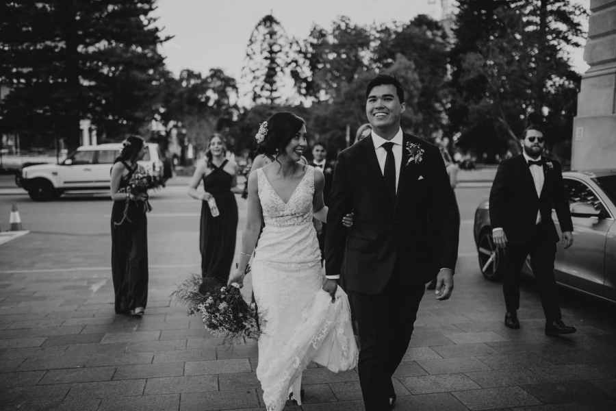 Ebony Blush Photography | Perth Wedding Photographer | Photography + Film | Sandalford Winery | Como Treasury Wedding | Perth City Wedding |Alex + Mel58