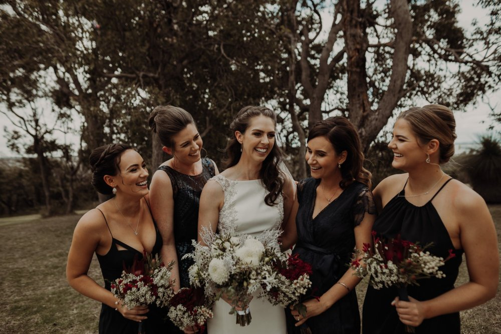 Pip + Mitch | Ebony Blush Photography | Perth Wedding Photographer | Perth Wedding Photos | Street Food Wedding | Fremantle Wedding Photos17