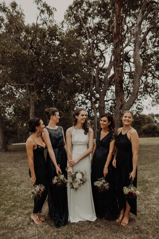 Pip + Mitch | Ebony Blush Photography | Perth Wedding Photographer | Perth Wedding Photos | Street Food Wedding | Fremantle Wedding Photos18
