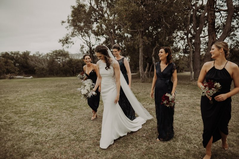 Pip + Mitch | Ebony Blush Photography | Perth Wedding Photographer | Perth Wedding Photos | Street Food Wedding | Fremantle Wedding Photos19