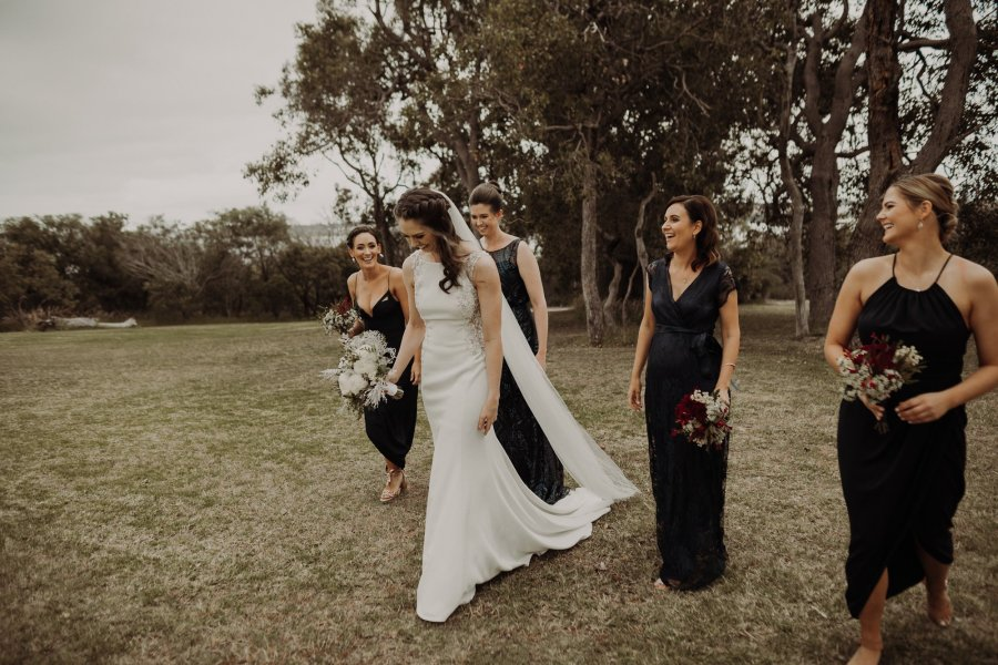 Pip + Mitch | Ebony Blush Photography | Perth Wedding Photographer | Perth Wedding Photos | Street Food Wedding | Fremantle Wedding Photos19