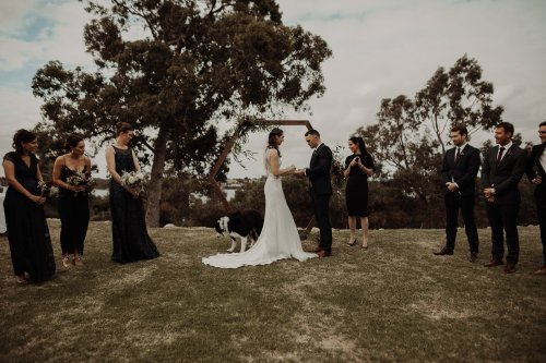 Pip + Mitch | Ebony Blush Photography | Perth Wedding Photographer | Perth Wedding Photos | Street Food Wedding | Fremantle Wedding Photos32