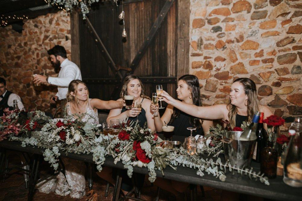 Chapel Farm Wedding Potos   Perth Wedding Photographer   Ebony Blush Photography   Brett + Blythe   125