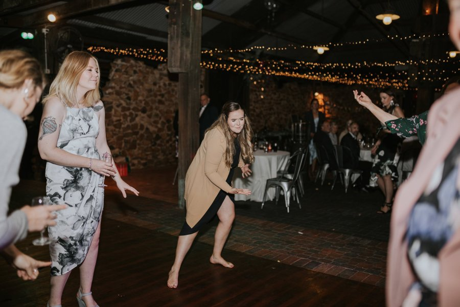 Chapel Farm Wedding Potos | Perth Wedding Photographer | Ebony Blush Photography | Brett + Blythe | 156