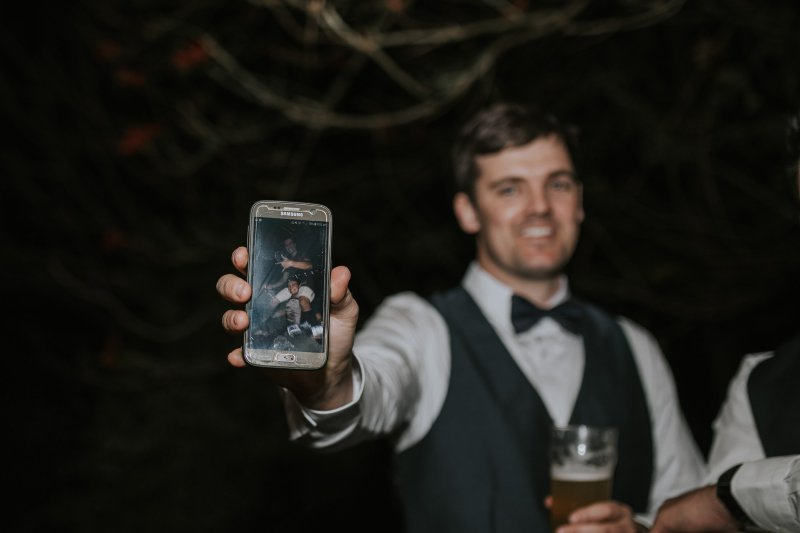 Chapel Farm Wedding Potos | Perth Wedding Photographer | Ebony Blush Photography | Brett + Blythe | 158