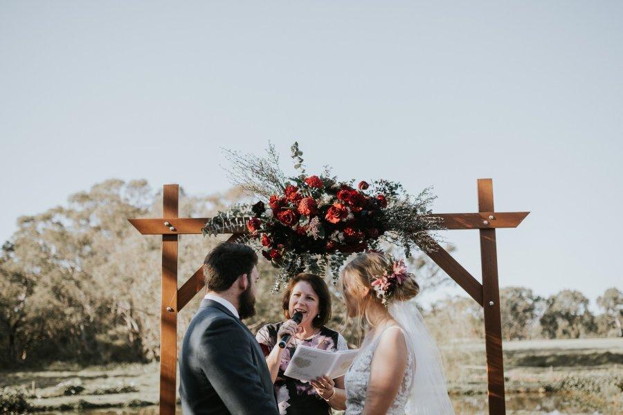 Chapel Farm Wedding Potos | Perth Wedding Photographer | Ebony Blush Photography | Brett + Blythe | 51