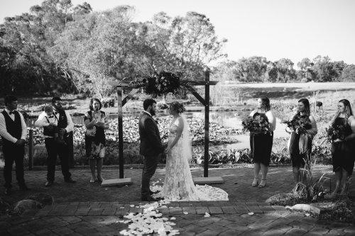 Chapel Farm Wedding Potos | Perth Wedding Photographer | Ebony Blush Photography | Brett + Blythe | 55