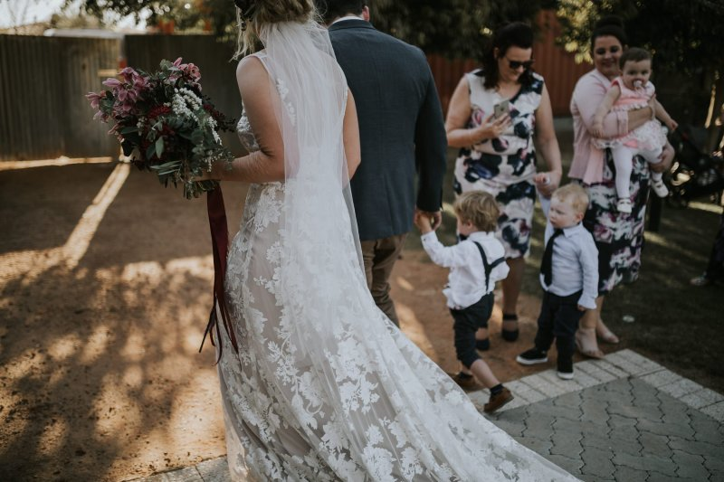 Chapel Farm Wedding Potos | Perth Wedding Photographer | Ebony Blush Photography | Brett + Blythe | 60