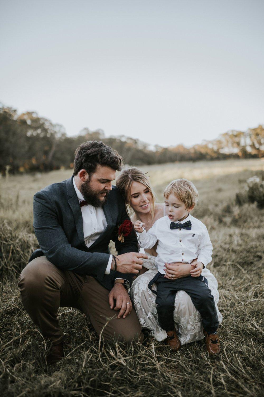 Chapel Farm Wedding Potos   Perth Wedding Photographer   Ebony Blush Photography   Brett + Blythe   72