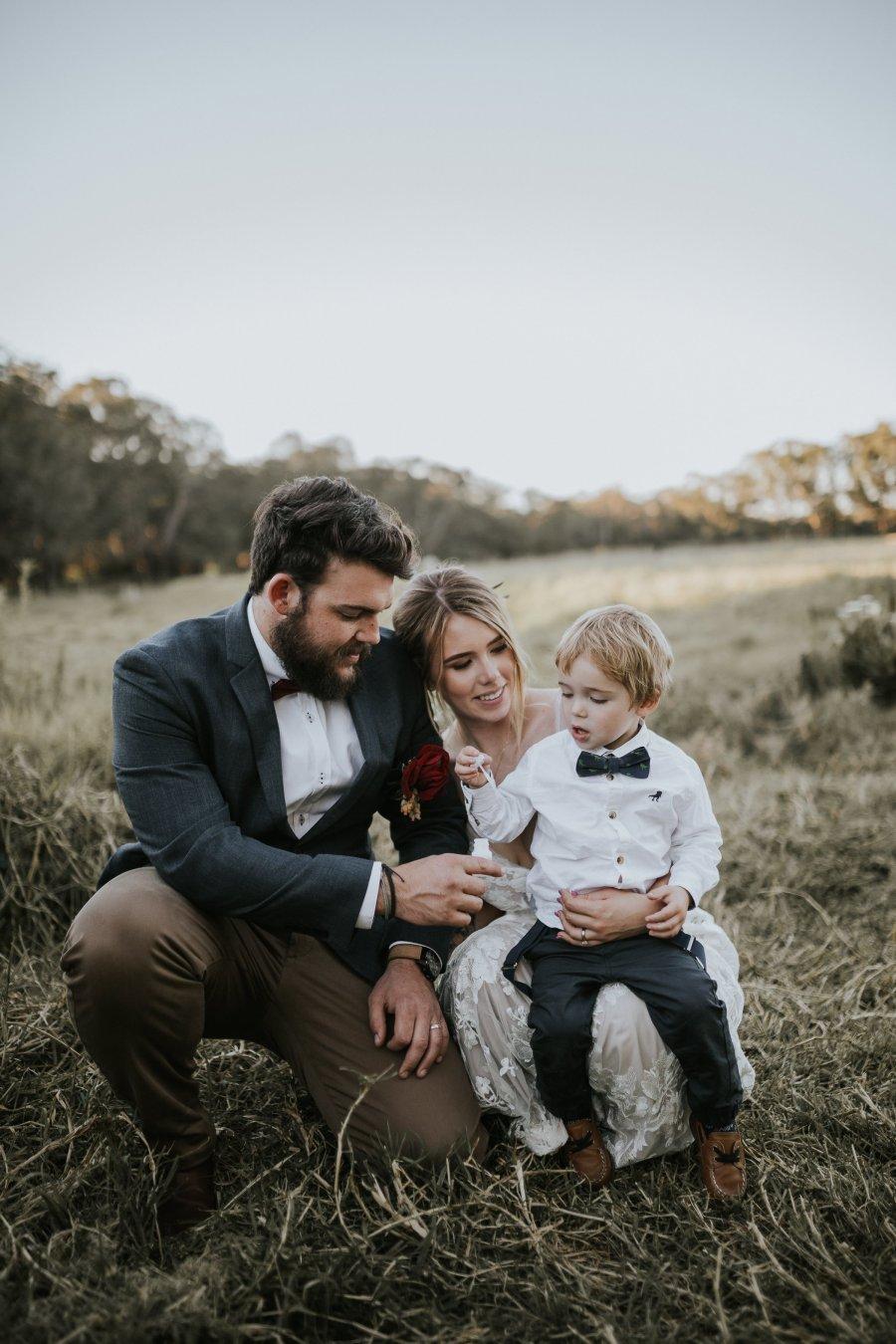 Chapel Farm Wedding Potos | Perth Wedding Photographer | Ebony Blush Photography | Brett + Blythe | 72