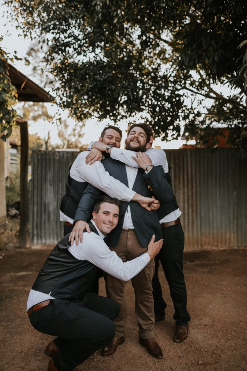 Chapel Farm Wedding Potos | Perth Wedding Photographer | Ebony Blush Photography | Brett + Blythe | 81